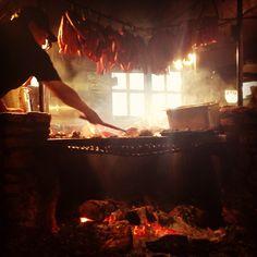 Salt Lick BBQ in  Driftwood, TX Best BBQ ever!