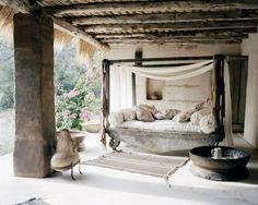 home of consuelo castiglioni, creator of luxury fashion house Marni. location: formentera, pine islands, spain. photo by francois halard