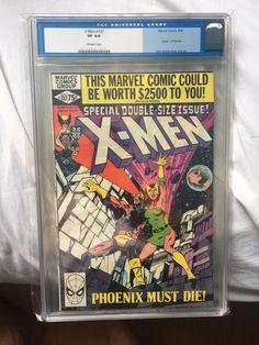 MARVEL COMICS X-Men #137 CGC 8.0 (1980)