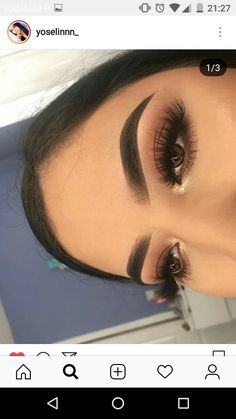 Learn How To sell your photos online easily And Make Profits. Eye Makeup Steps, Makeup Eye Looks, Skin Makeup, Eyeshadow Makeup, Makeup Goals, Makeup Inspo, Makeup Inspiration, Makeup Tips, Ball Makeup