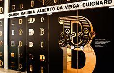 IV Brazilian Design Biennial identity  © Greco Design