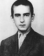 young elie wiesel looks just like Cullen parker