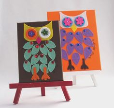 fun kindergarten owls