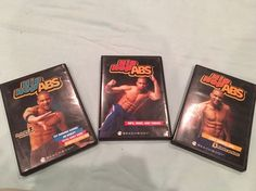 Shaun T's Hip Hop ABS The Ultimate AB Sculpting System 3 DVD Set Beachbody | eBay