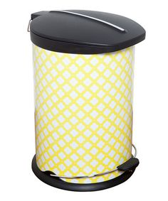 Super Cute - Lemon Large Step Bin by The MacBeth Collection on #zulily today!