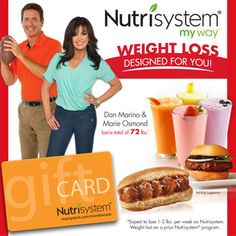 Nutrisystem success 28 day weekends on your own