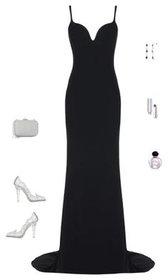 """""""Untitled #83"""" by crimsonlipsandshades ❤ liked on Polyvore featuring Dolce&Gabbana, STELLA McCARTNEY, Judith Leiber, Allurez and Christian Dior"""