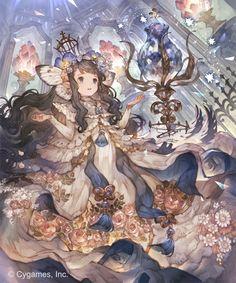 Shingeki no Bahamut (Rage Of Bahamut) Image - Zerochan Anime Image Board Game Character Design, Fantasy Character Design, Character Design Inspiration, Character Concept, Character Art, Concept Art, Manga Art, Manga Anime, Anime Art