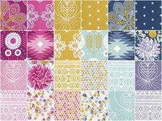 Wander Fat Quarter Bundle - Joel Dewberry - Free Spirit Fabrics — Missouri Star Quilt Co.