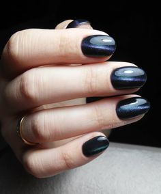 #canni #canninails #kocieoko #indigo #indigolicious #indigonailslab #paznokcie #paznokciehybrydowe #manicure #nail #nails #nailartwow #nail2inspire #nailstagram #instanail #instanails #instamani #perfectnails