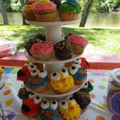 Sesame street 1st Birthday Party!