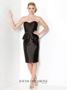 A chic LBD (Little Black Dress) | 5 Holiday Party Dresses That Aren't Christmasy
