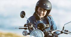 身軽になるんだ。物理的にも、精神的にも―――これからオートバイ乗りになる君へのメッセ―ジ。