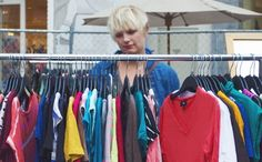 We talked to Patrick Duffy, founder of Global Fashion Exchange, to find out more about how a clothing swap works.