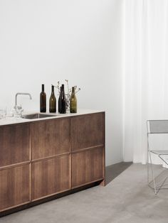 Danish Reform recently came out with a new collection and my favorite is FRAME – pictured above – designed by Note Design Studio. The brand introduced three new designs to their ever growing collection of high quality fronts for Ikea … Continue reading → Note Design Studio, Notes Design, Form Design, Küchen Design, Scandinavian Kitchen, Scandinavian Design, Latest Kitchen Designs, Timeless Kitchen, Oak Panels