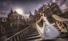 Piękny #zamek koło #Opole - #ZdjęciaSłomińskiego - #Fotografia ślubna fotoslominski.com