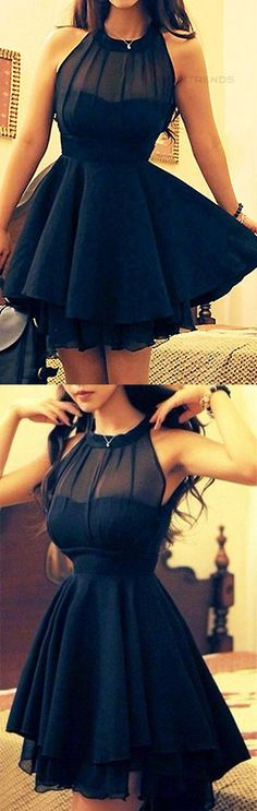 Simple Prom Dresses, Chiffon Navy Blue Homecoming Dress,Short Prom Dresses For Girls From petite prom dress styles to plus size prom dresses, short dress to long dresses and more,all of the 2020 prom dresses styles you could possibly want! Navy Blue Homecoming Dress, 2 Piece Homecoming Dresses, Prom Girl Dresses, Cheap Prom Dresses, Graduation Dresses, Prom Outfits, Dresses Dresses, Mini Dresses, Dresses Online
