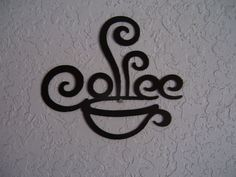 metal+coffee+sign+by+LeatonMetalDesigns+on+Etsy,+$20.00