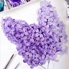 Lilac tattoo idea bfc9c238bfd75d4a9ef96561f088099b.jpg (596×594)