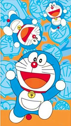 Cute Wallpaper Backgrounds, Cartoon Wallpaper, Cute Wallpapers, Iphone Wallpaper, Doremon Cartoon, Frame Wall Collage, Rubber Keychain, Hello Kitty Coloring, Doraemon Wallpapers