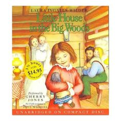 Little House in the Big Woods Unabr CD Low Price #littlecabin