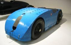 Bugatti Type 32 - From article about Bugatti evolution