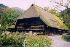 Black Forest Open Air Museum- It's in Germany but I think we're close when we're staying in Switzerland? Find out more.