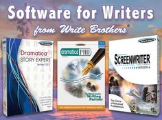 Screen Writing Resources & Software