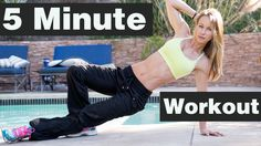 5 Minute Workout #48 - CARDIO!!