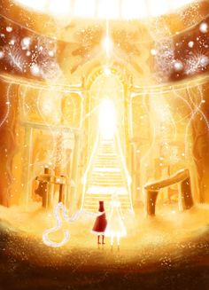 To The Golden Light by ~mayliana129 on deviantART