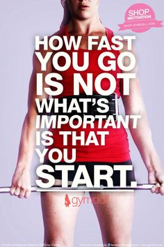 Making unrealistic goals for yourself can only hinder your progress. Instead, focus your efforts on getting started and staying committed to your workout. You won't regret it.