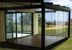 Przeszklona weranda w nowoczesnym stylu  http://www.archiexpo.com/prod/reynaers-aluminium/all-glass-verandas-3519-220361.html