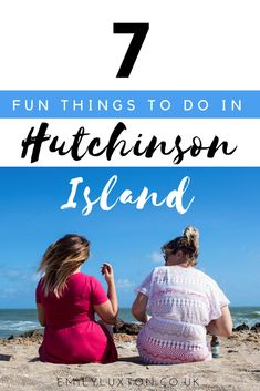 Fun things to do on Hutchinson Island in Martin County, Florida. This slither of land in Martin County is ideal for a relaxing break by the beach, or one action-packed with watersports and sightseeing. | #florida #martincounty #usa #travel #usatravel