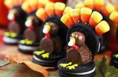 20 Thanksgiving Dessert Ideas for Kids and Families