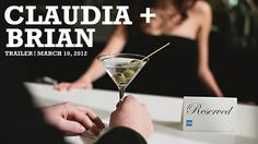 Claudia and Brian Engagment Trailer. Video by Promessa Films.