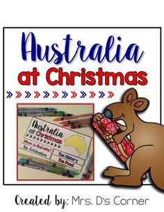 Learn how our friends from Down Under celebrate Christmas with this interactive, no prep, FREE flipbook and extra exit ticket-style booklet.What do I get? 4 page flipbook with cover (and 3 different verisons of 1 page) Australia-shaped writing INB, perfect for use as an exit ticket!Looking for more on Christmas in Australia?To get more lesson ideas for Christmas in Australia, along with read aloud recommendation, check out this blog post. *Will go live November 9*Don't forget to *Follow Me…