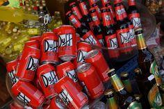 real duff beer #TheSimpsons #DuffBeer