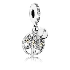 PANDORA 791728CZ Family Heritage Dangle Charm * Shipped in Signature PANDORA Packaging * (Placed within the Amazon Associates program) * 15:22 Mar 18 2017