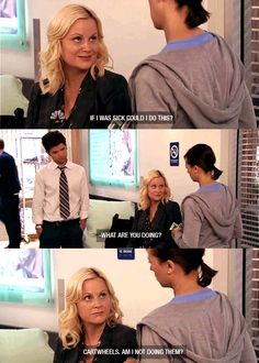 Parks and Recreation just might be the greatest show.
