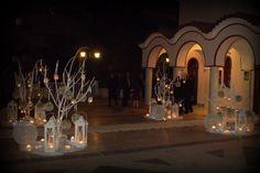 www.rosetta.gr - ΑΓΙΟΣ ΝΙΚΟΛΑΟΣ ΓΛΥΦΑΔΑΣ Wedding Flowers, Table Decorations, Dinner Table Decorations, Bridal Flowers