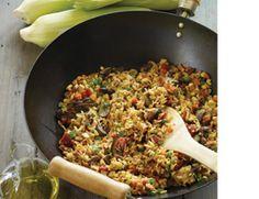 Vegetable Paella with Tofu | Vegetarian Times