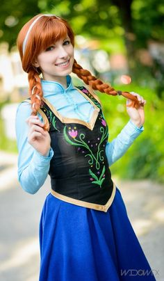 2015 Most popular Frozen Halloween costumes that girls will need ...
