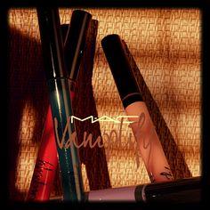 Descubra já a Vamplify, a nova coleção de estação da M.A.C.! #mac #vamplify #makeup #maquilhagem #novidade #news
