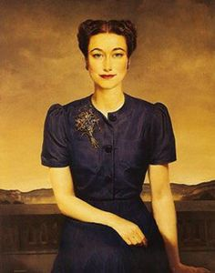 Duchess of Windsor Portrait