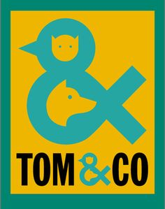 Tom And Co Logo