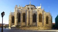 Arquivoltas Catedral