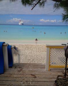 View From Cabana From Ship Mate Cruise App User: Gammaraye11