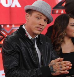 """Chris Rene Reveals New Album Details for """"Where I'm At"""" — and Shares Advice for X Factor 2012 Contestants! — Exclusive"""
