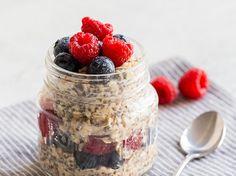 Superfoods: 5 Frühstücksideen mit Chia-Samen, Quinoa & Oats