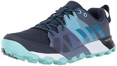 half off 3c9b7 df667 adidas Outdoor Women s Kanadia W Trail-Runners Cloudfoam Extended Comfort  Lightweight EVA High Traction Rubber Outsole Breathable